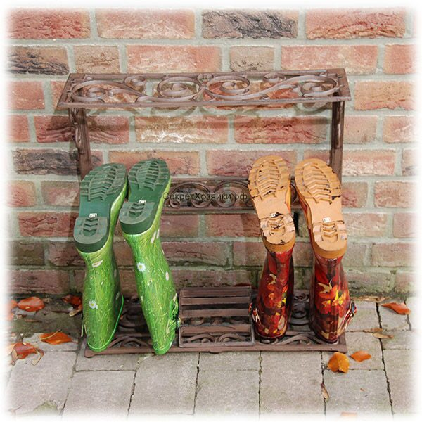 Обуви своими руками на даче 29