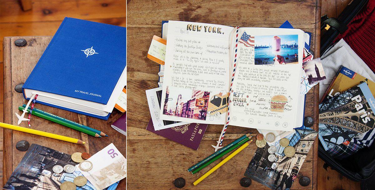 Дневник путешественника как сделать 114