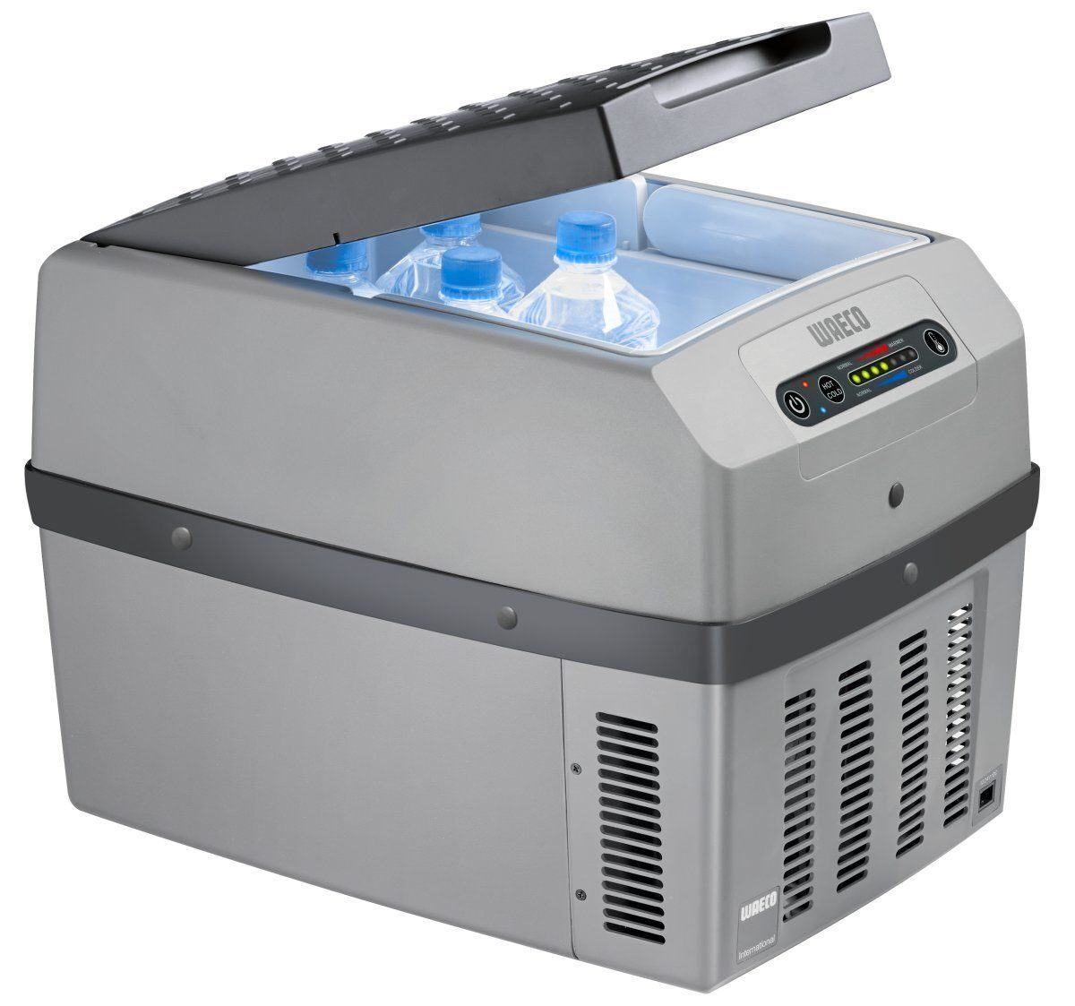 Меню управления для автохолодильника waeco tc-14fl
