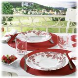 Luminarc ROMANCIA RED