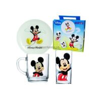 Набор детский Luminarc DISNEY MICKEY COLORS CHILD H5320 (3 предмета)