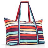 Сумка складная Mini maxi travelbag artist stripes AG3058